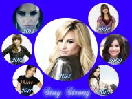 Demi Lovato , Stay Strong
